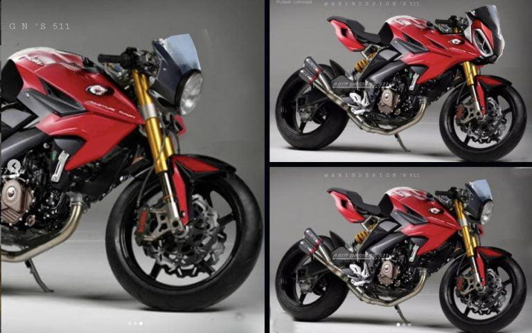 This Bajaj Pulsar Looks HOTTER Than Ducati Monster