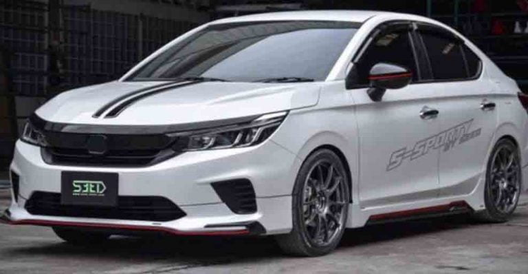 Here's The Best Modified Example of Latest Honda City