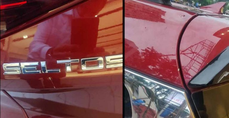 Damaged Kia Seltos Delivered Despite Repeated Requests For Fresh Car