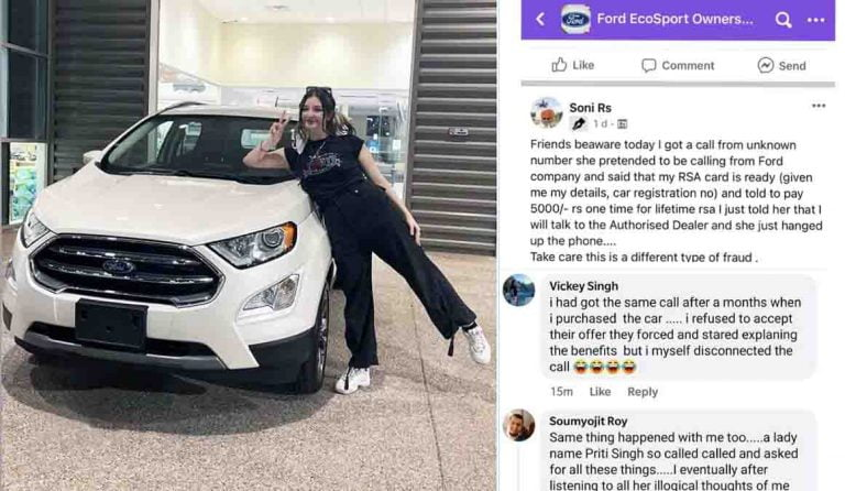 Ford RSA Fraud Comes Into Light Amidst Talks of India Exit