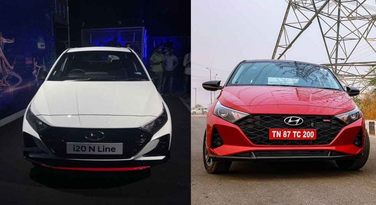 Hyundai i20 N-Line vs i20 Turbo – Specs, Performance Comparison!