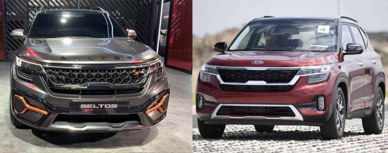 Kia Seltos X-Line vs GTX(O) – Features, Details Comparison!