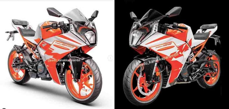 New 2022 KTM RC200 & RC125 LEAK Online – Look Sharp and Sassy