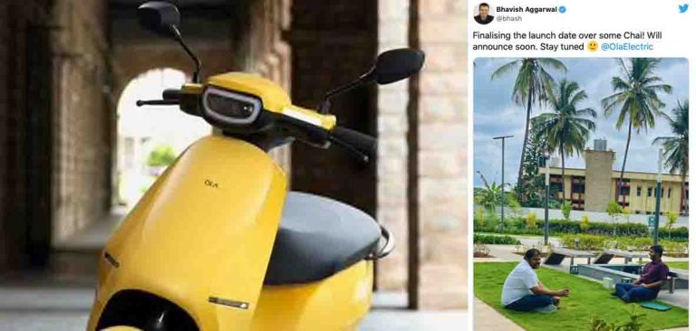 Ola Electric Scooter Launch Date to be Out Soon! – Here's How You Can Book One