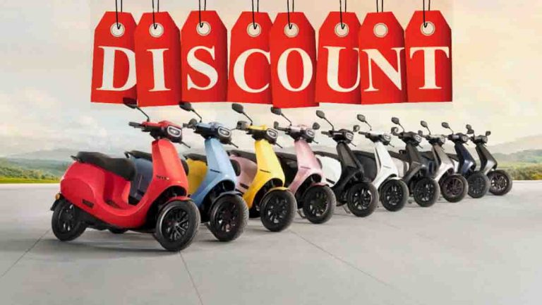 Ola Electric Scooter To Get Rs 50,000 Discount Right From Launch
