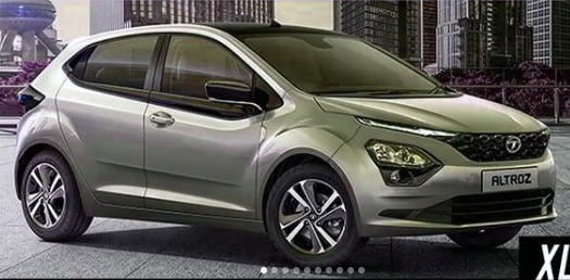 Tata Altroz Facelift Visualised With Harrier-Like Face
