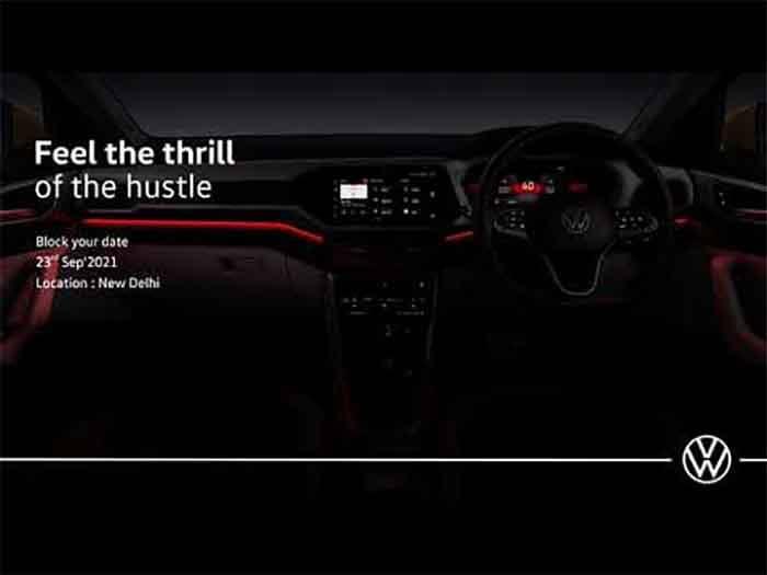 VW Taigun Launch On September 23 – Full Details
