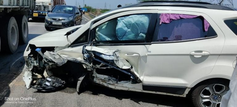 Latest Ford EcoSport Crash Yet Again Shows Why We'll Miss This SUV!