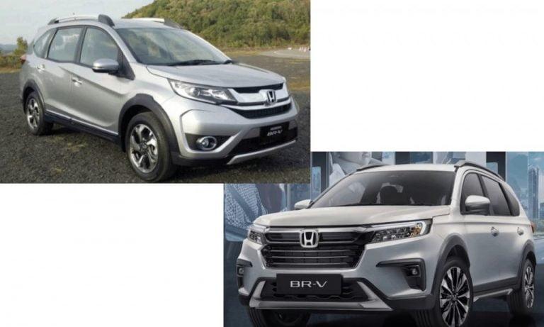 2021 Honda BR-V vs Old Model – Specs, Features Comparison!