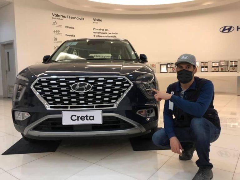 Hyundai Creta Facelift Reaches Dealers Abroad; No News On India Launch