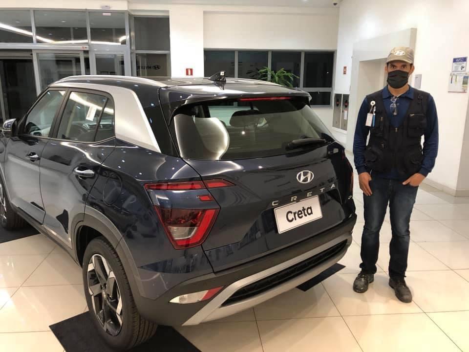 Hyundai Creta Facelift Launch