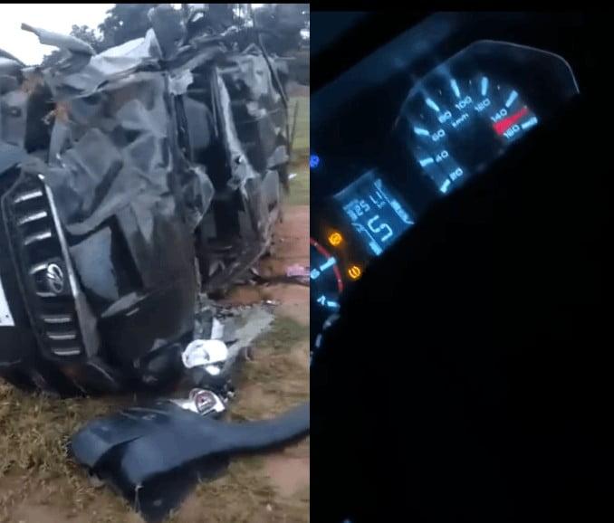 Latest High-Speed Mahindra Scorpio Crash Shows Perils of Overspeeding