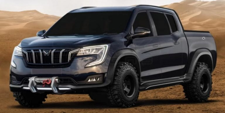 Here is a Getaway Variant of 2021 Mahindra XUV700 – Would You Want One?