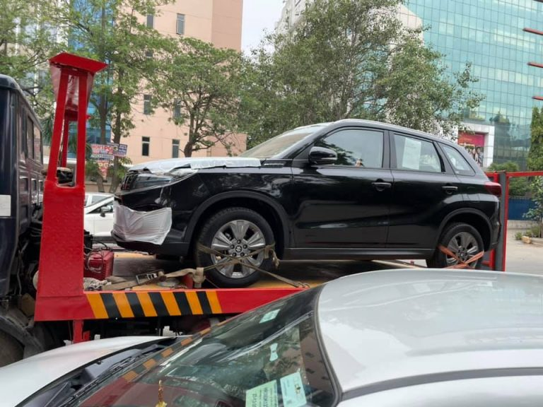Maruti Vitara (Kia Seltos-Rival) Spied But Here's Why We're NOT Excited