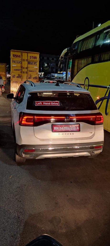 VW Taigun LHD Export