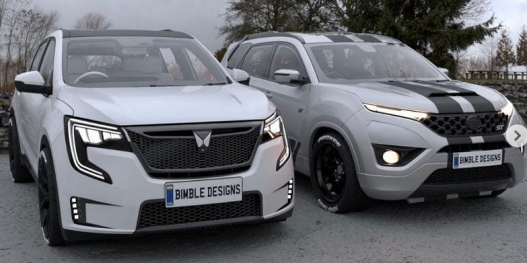 Mahindra XUV700 vs Tata Safari – Which Modified SUV Do You Like Better?