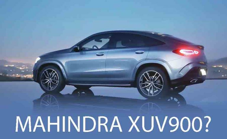 Mahindra XUV900 to NOT Look Like XUV700, To Get Mercedes Influence?