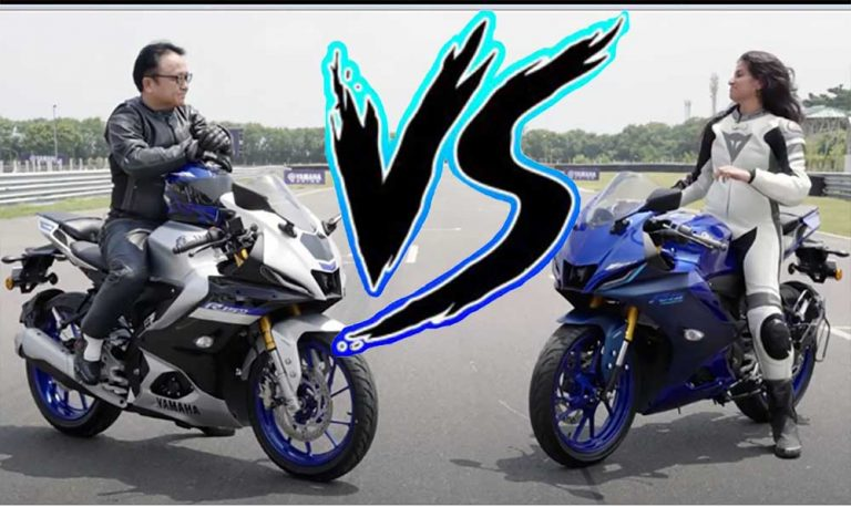 Yamaha R15 V4 vs R15 M – Spec, Prices, Design Comparison!