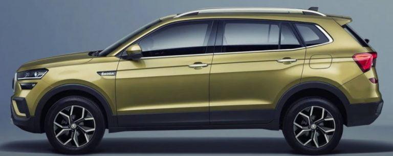 7-seater Skoda Kushaq Could Make For a Decent Hyundai Alcazar Rival!