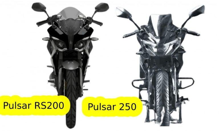 Bajaj Pulsar 250 Looks Much SLEEKER Than RS200!