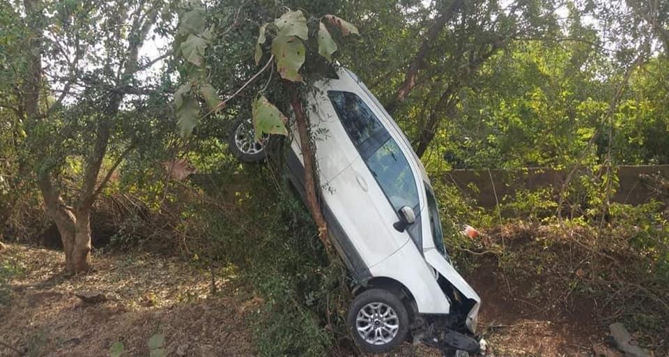 Ford EcoSport Crash SUV