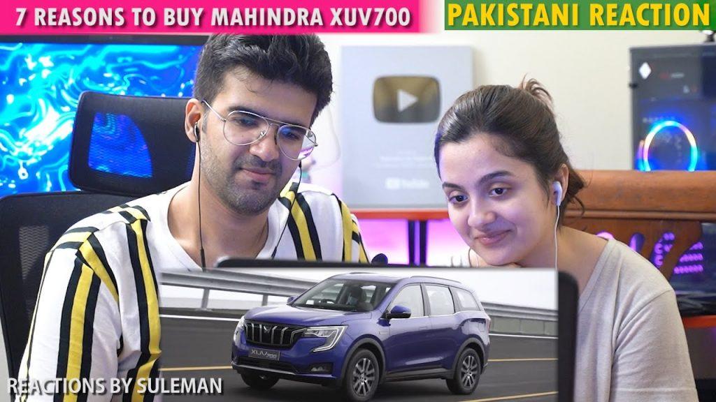 Pakistani Couple Reasons XUV700