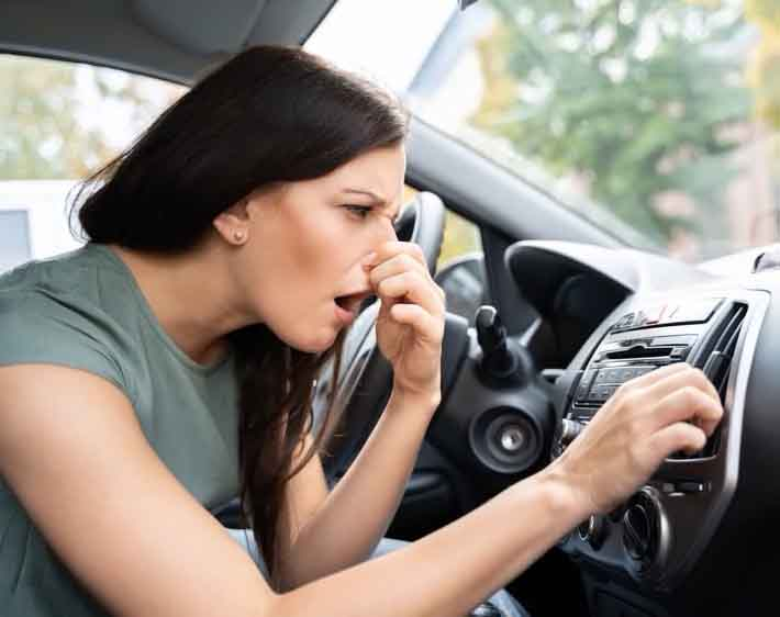 5 Reasons & Solutions For Burning Smells In Cars