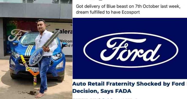 Fans Continue Buying Ford EcoSport Even After Discontinuation!