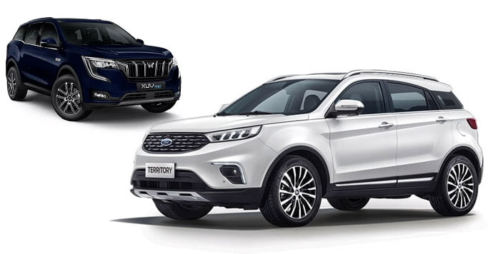 LEAKED! Ford India's C-SUV Looked Better Than Mahindra XUV700, Caused JV Breakup