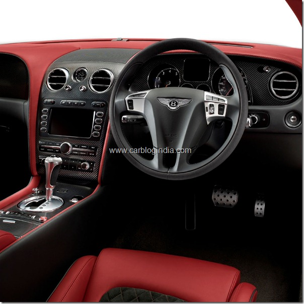 Bentley Continental Supersports Price In India