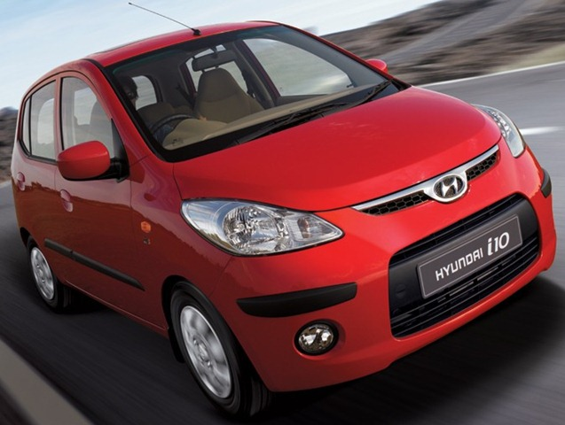 Hyundai i10 Rated At 19.81 KMPL As Best Mileage Compact Car