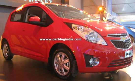 Hyundai i10 vs Chevrolet Beat