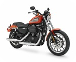 Sportster, XL 883R, angle front