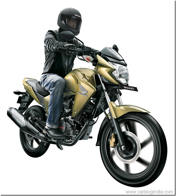 Honda Dazzler 2010
