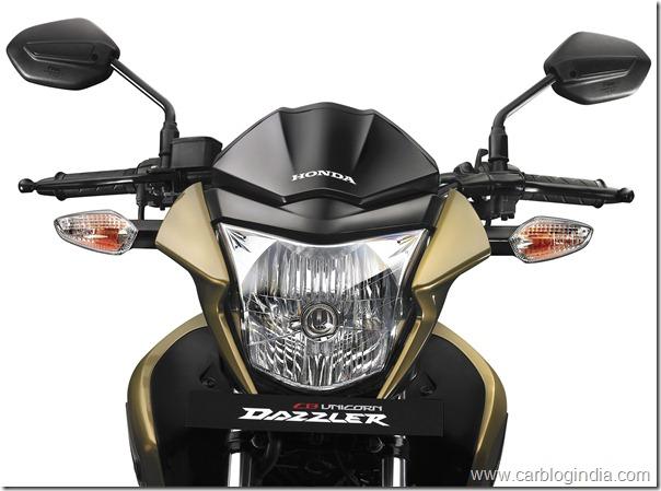 Honda Dazzler Front