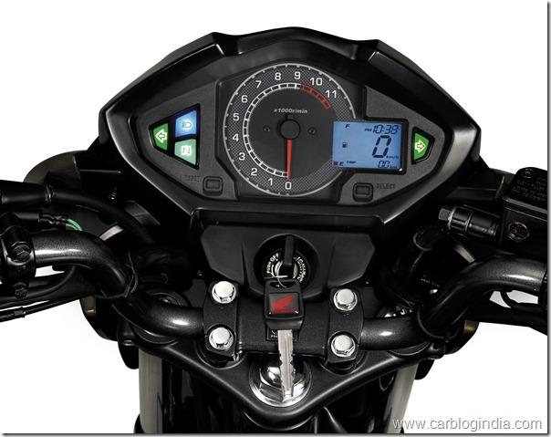 Honda Dazzler Instrument Panel
