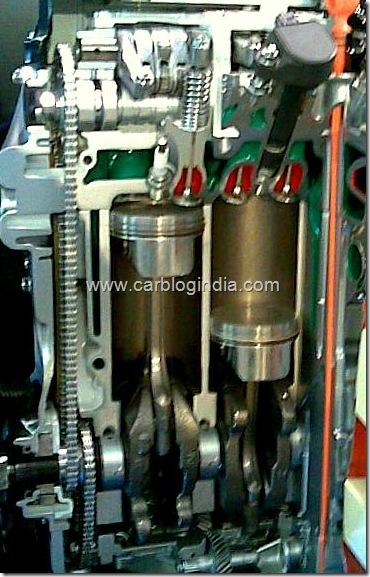 MPFI Engine