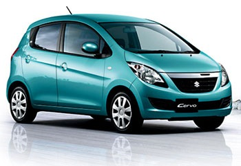 Maruti Cervo New Small Car Form Maruti Features And Specifications