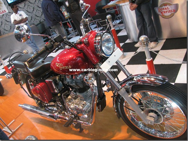 Royal Enfield Motorcycles India