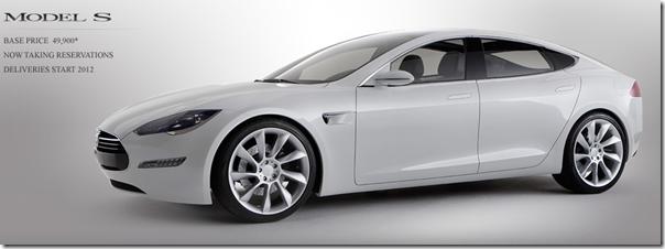 Tesla Model S Sedan