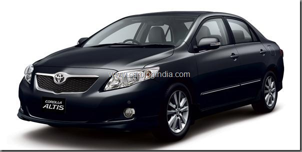 new toyota corolla altis diesel on road price specs varinats. Black Bedroom Furniture Sets. Home Design Ideas