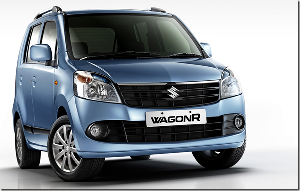 Wagon R 2010 Pictures
