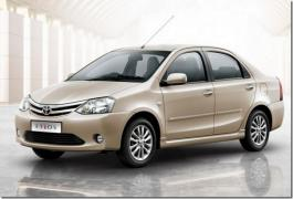 Toyota Etios Getting More Attention In Commercial Vehicle Segment