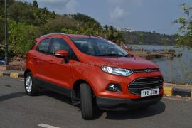 2013 Ford EcoSport India Test Drive And Detailed Features Review Video