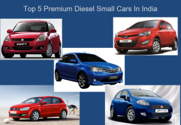 Top 5 Premium Diesel Small Cars Between Rs. 5.50 Lakhs to 7.50 Lakhs Compared
