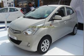 Hyundai Eon Petrol-LPG Dual Fuel Car Production Started