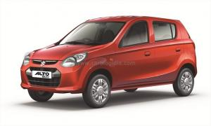 2012 Maruti Alto 800 Official Pictures & Detailed Specifications– 10,000+ Cars Booked Before Launch