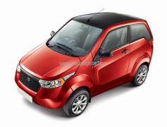 Mahindra Reva E2O Going To China And Europe